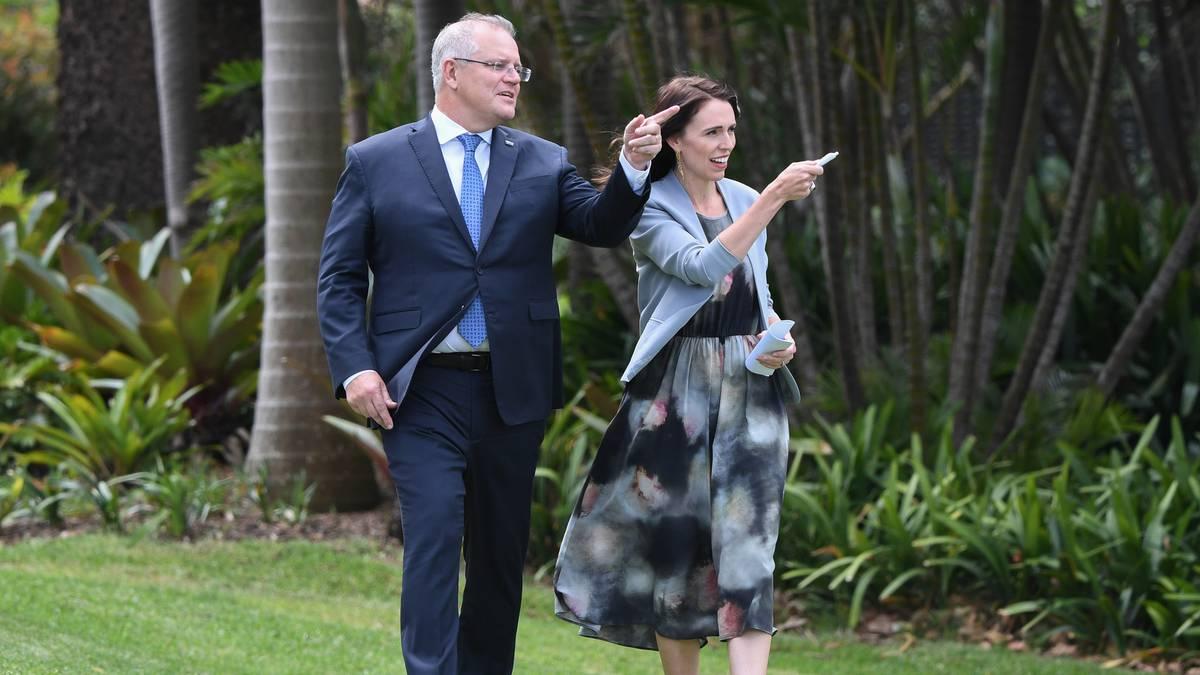 Coronavirus Covid 19: Czy premier Australii może nadal odwiedzać Nową Zelandię?