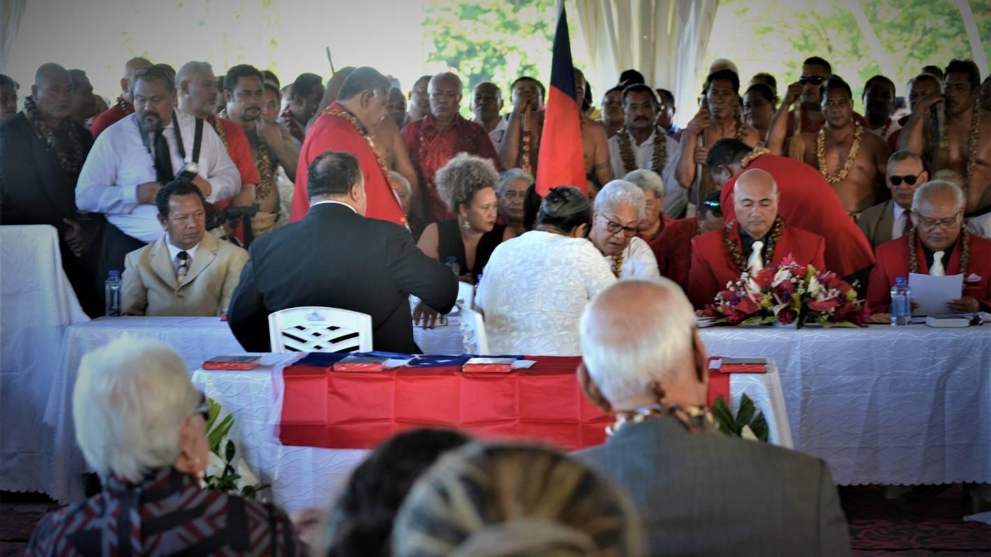 Nowy rząd Samoa może zmienić stosunki z Chinami, osłabiając wpływy Pekinu na Pacyfiku