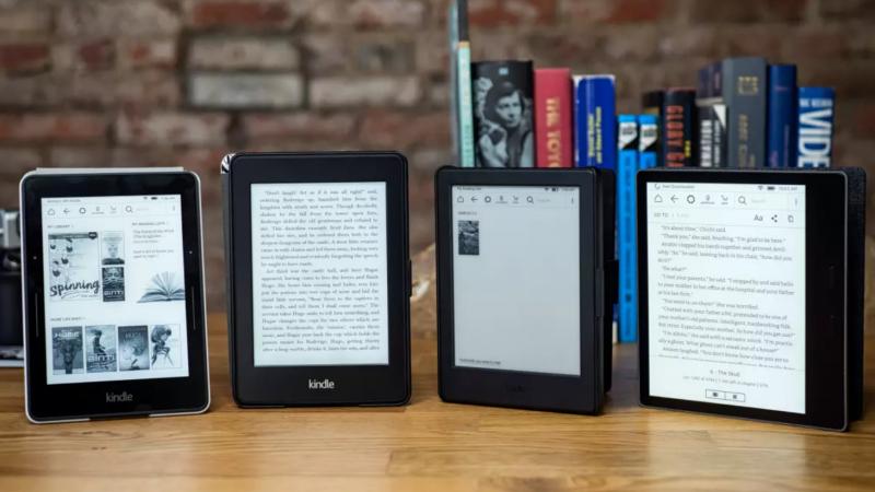 Kindle 2021 Kompletny kompletny przewodnik