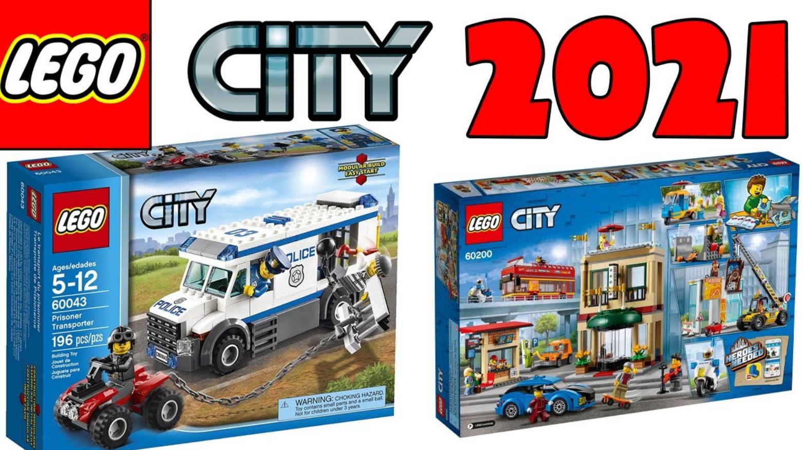 Lego 2021 Kompletny kompletny przewodnik