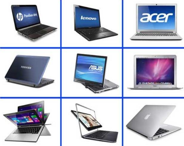 Laptops 2021 Kompletny kompletny przewodnik