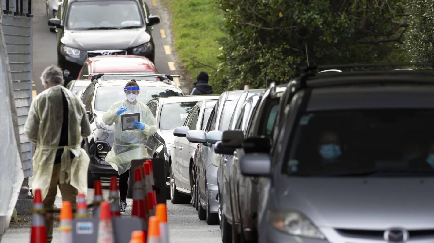 COVID-19: Ile Nowa Zelandia powinna zainwestować w testy nadzoru?