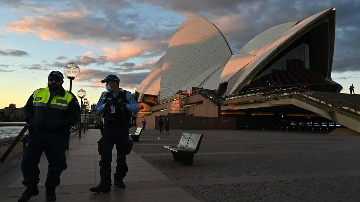 Covid 19: Prawdziwy powód eksplozji spraw w NSW