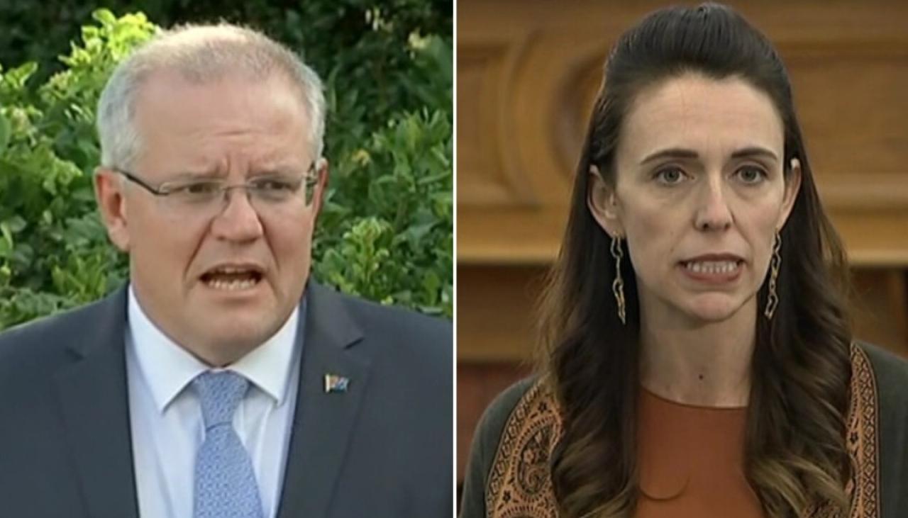 """AUKUS: Nowa Zelandia opisana jako """"żart"""" po postawie antynuklearnej, która zakazała australijskich okrętów podwodnych o napędzie atomowym"""