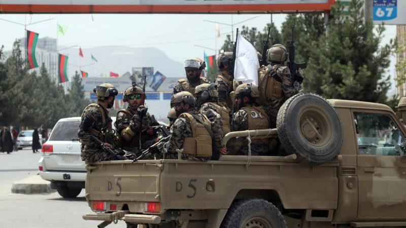 Afganistan: Talibowie strzelają w powietrze, świętując, zabijając dwoje
