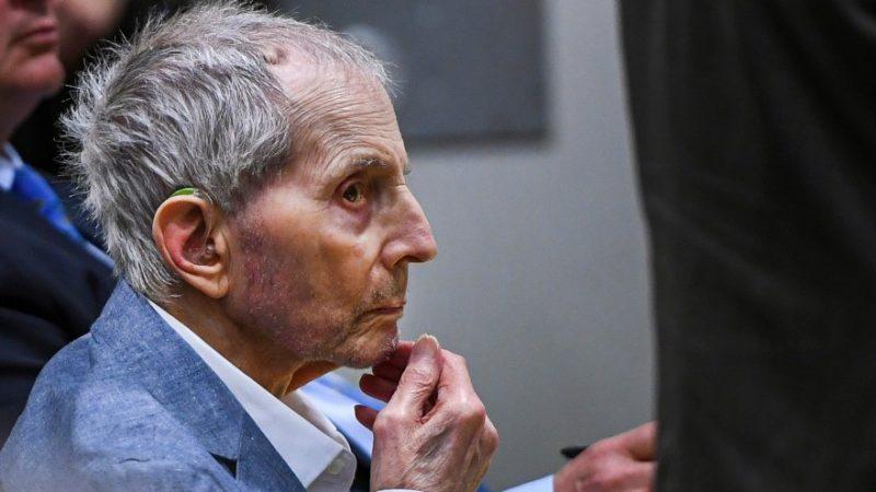 Amerykański milioner Robert Durst winny zabicia swojego najlepszego przyjaciela    1 news