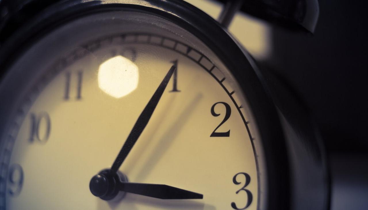 """Człowiek, który dąży do stałego czasu letniego, obawia się """"oddzielenia stref czasowych w całym kraju"""", jeśli rząd nie wkroczy"""