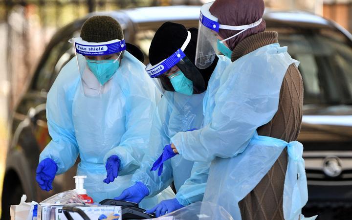 Nowa Południowa Walia Covid-19: 1116 nowych infekcji i cztery zgony