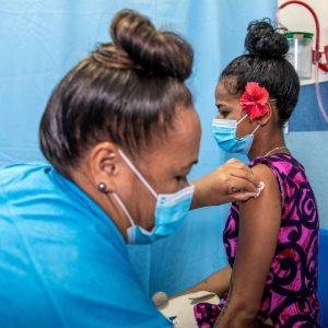 Nowa Zelandia przekazuje więcej szczepionek przeciwko Covid-19 indonezyjskiemu regionowi Pacyfiku