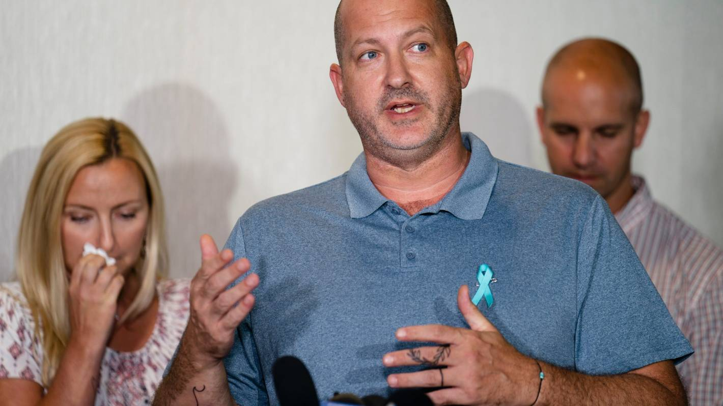 Ojciec Gabe Pettito do mediów: Poświęć taką samą uwagę wszystkim zaginionym osobom