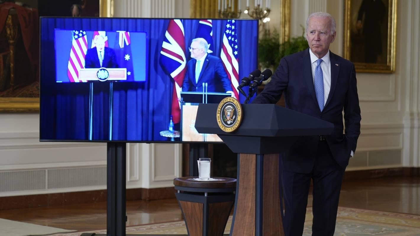 Premier Australii odrzuca chińską krytykę porozumienia o sub-nuklearnym