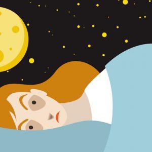 Dlaczego wstajesz o 3 nad ranem, żeby się o wszystko martwić?