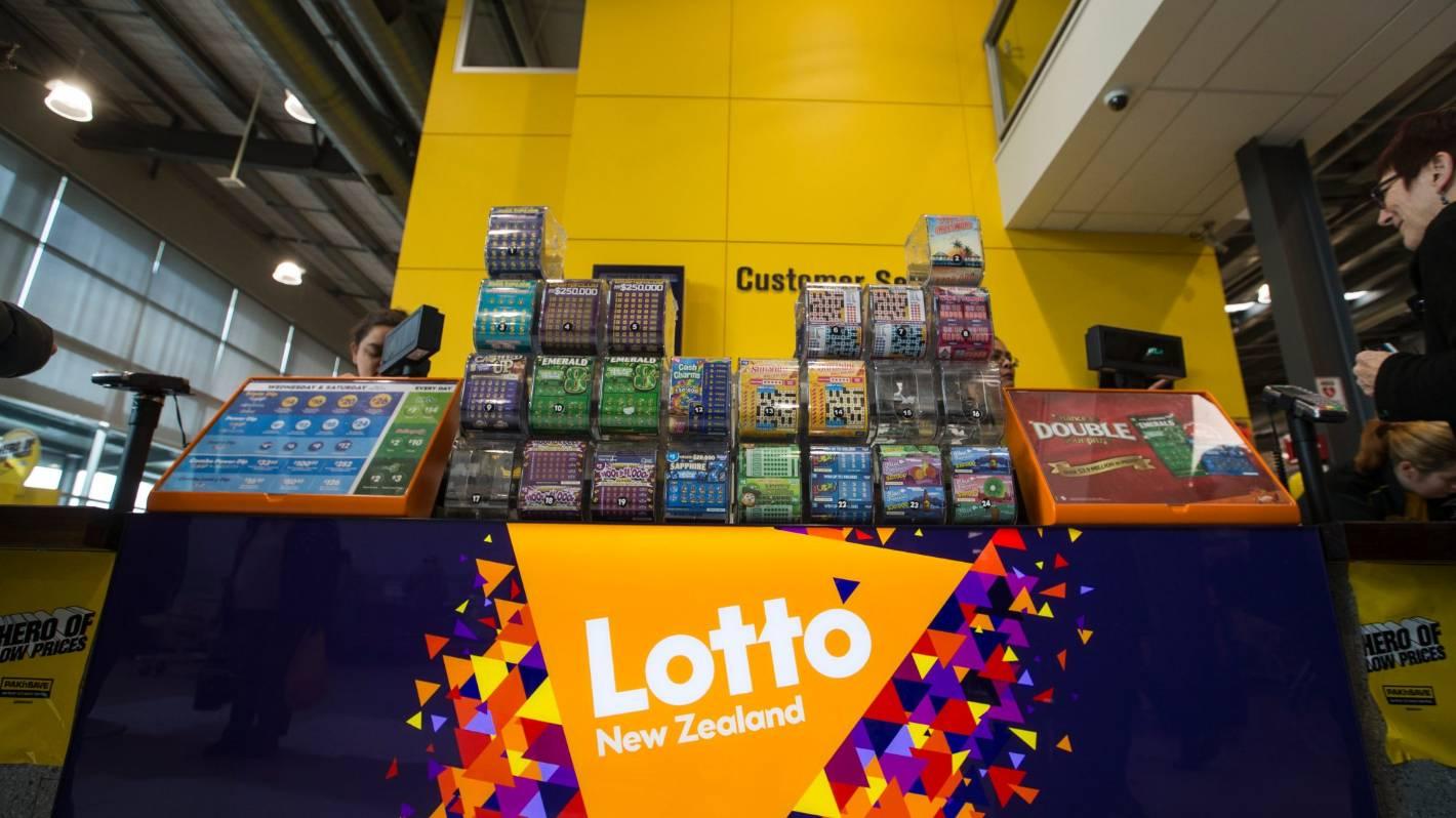 Liczby są tam, co oznacza, że nagroda Lotto Powerball z powrotem do 35 milionów dolarów