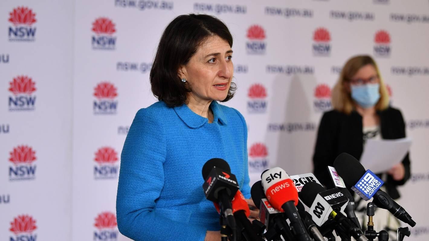 Premier Nowej Południowej Walii Gladys Berejiklian rezygnuje w związku z dochodzeniem w sprawie korupcji