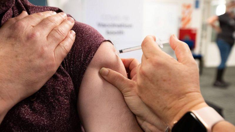Szczepionki Covid-19 przeterminowane w Wellington