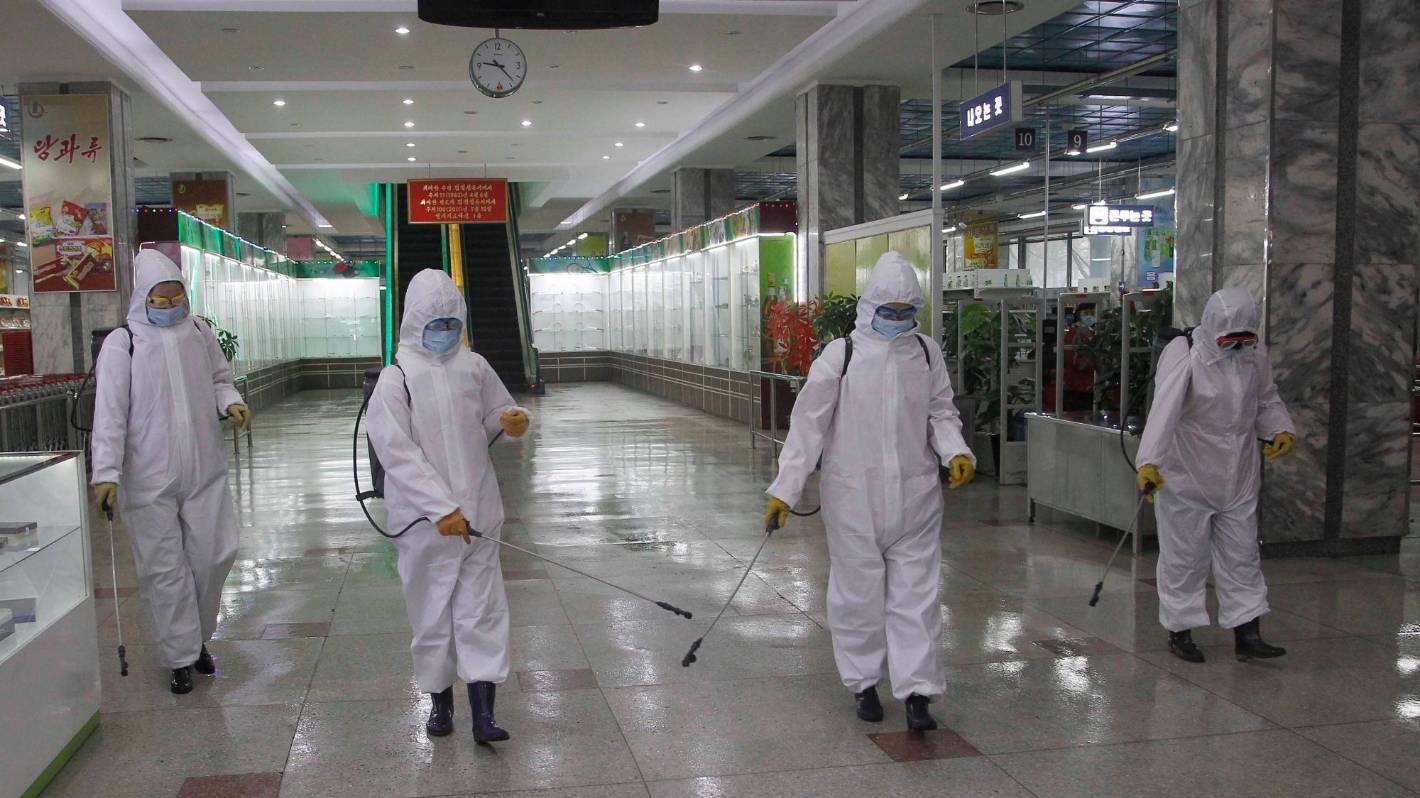WHO pracuje nad dostarczeniem sprzętu medycznego Covid-19 do Korei Północnej
