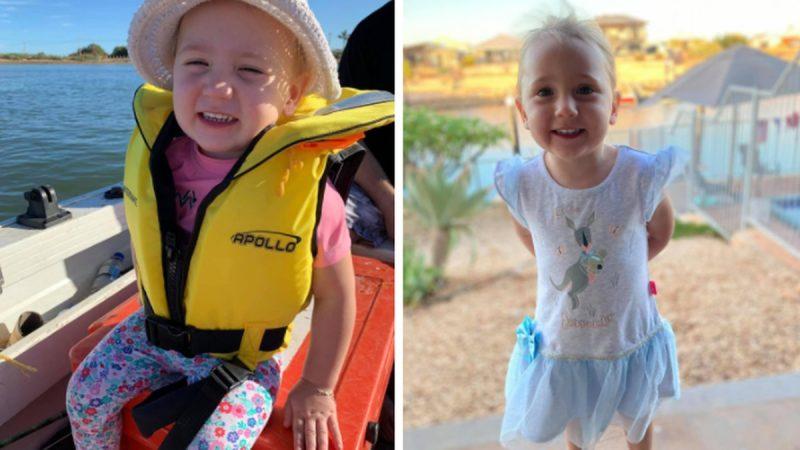 Zniknięcie Cleo Smith: Rodzice rozmawiają cztery dni po zniknięciu przedszkolaka z odległego australijskiego kempingu